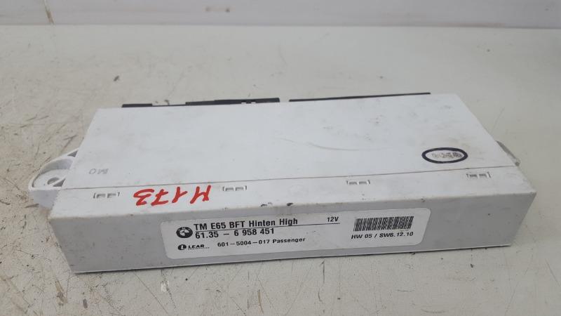 Блок комфорта Bmw 745I E65 N62B44A 4.4Л 2002