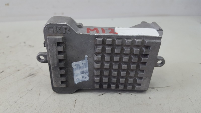 Резистор реостат печки Bmw 745 I Li E65 N62 2004