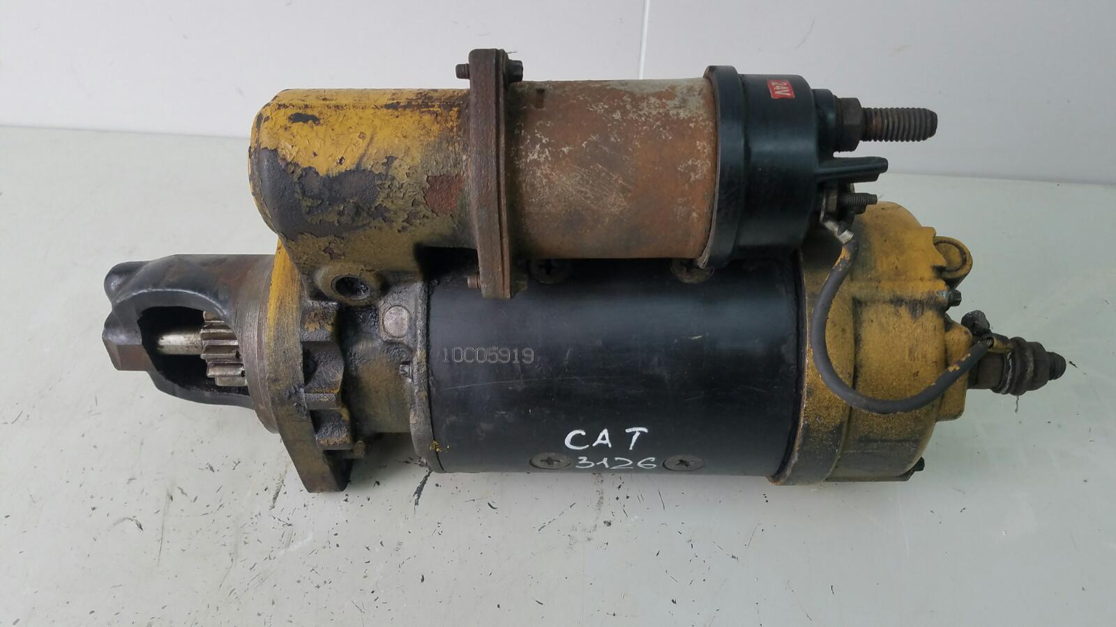 Стартер Liaz Caterpillar CATERPILLAR 3116
