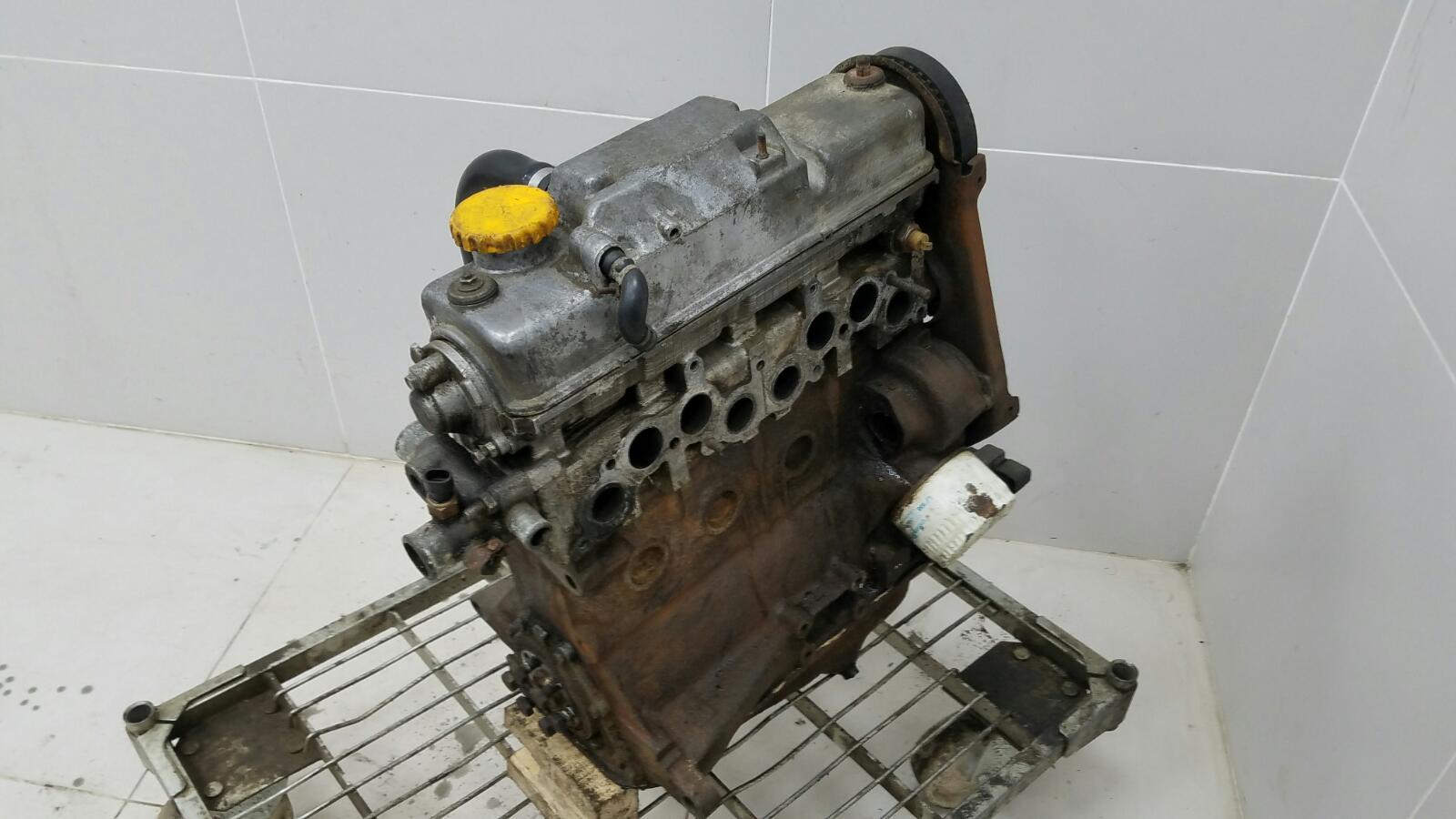 Двигатель двс Ваз 2109 Инжектор
