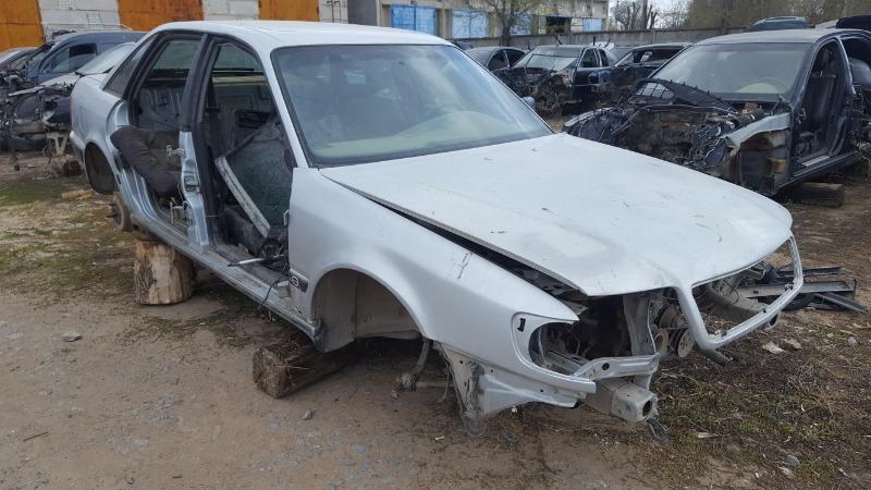 Разборка. разбираем Audi 100 45 1991