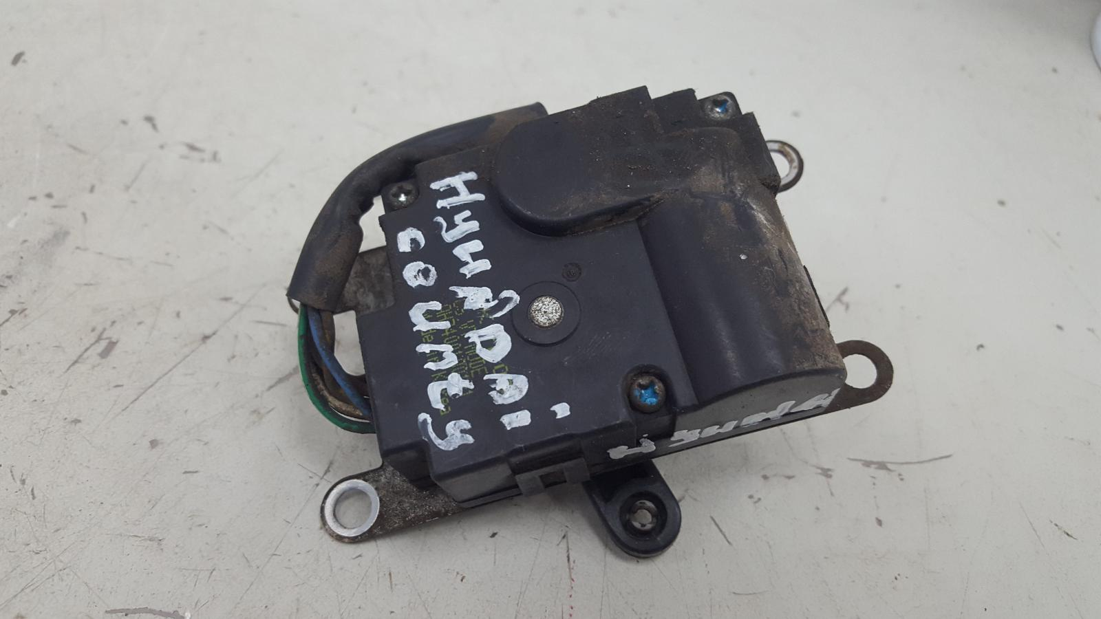 Моторчик заслонки печки Hyundai Counti Is 65/72/78