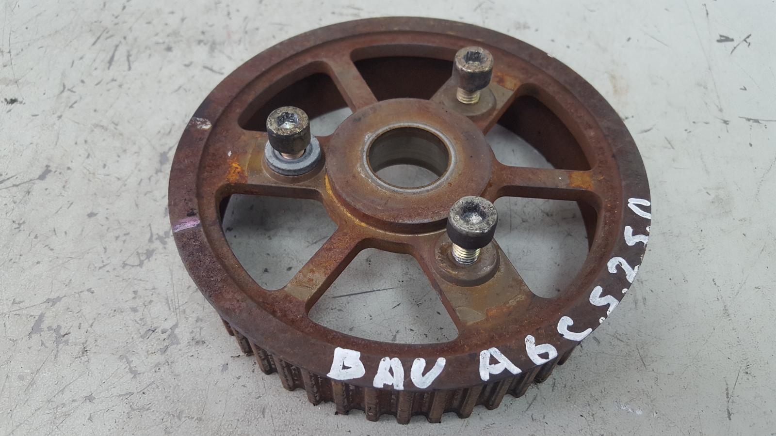 Звезда звездочка шестерня цепи шкив распредвала Audi A6 C5 BAU 2.5Л ДИЗЕЛЬ