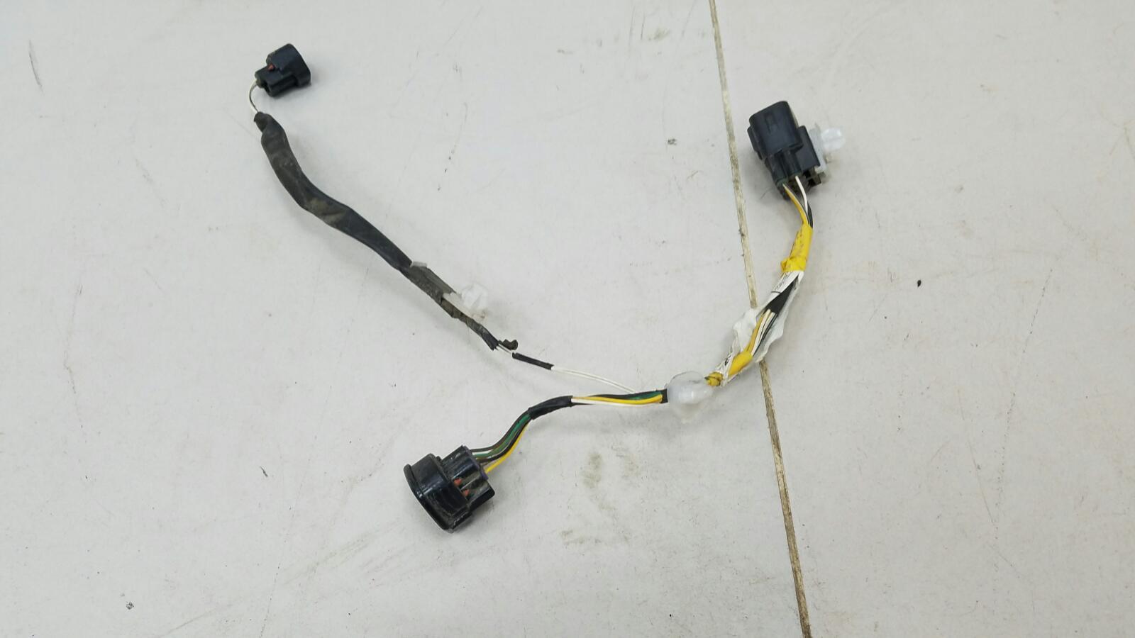 Проводка шлейф коса салона Toyota Avensis 2 T250 1ZZ-FE 1.8Л 2008