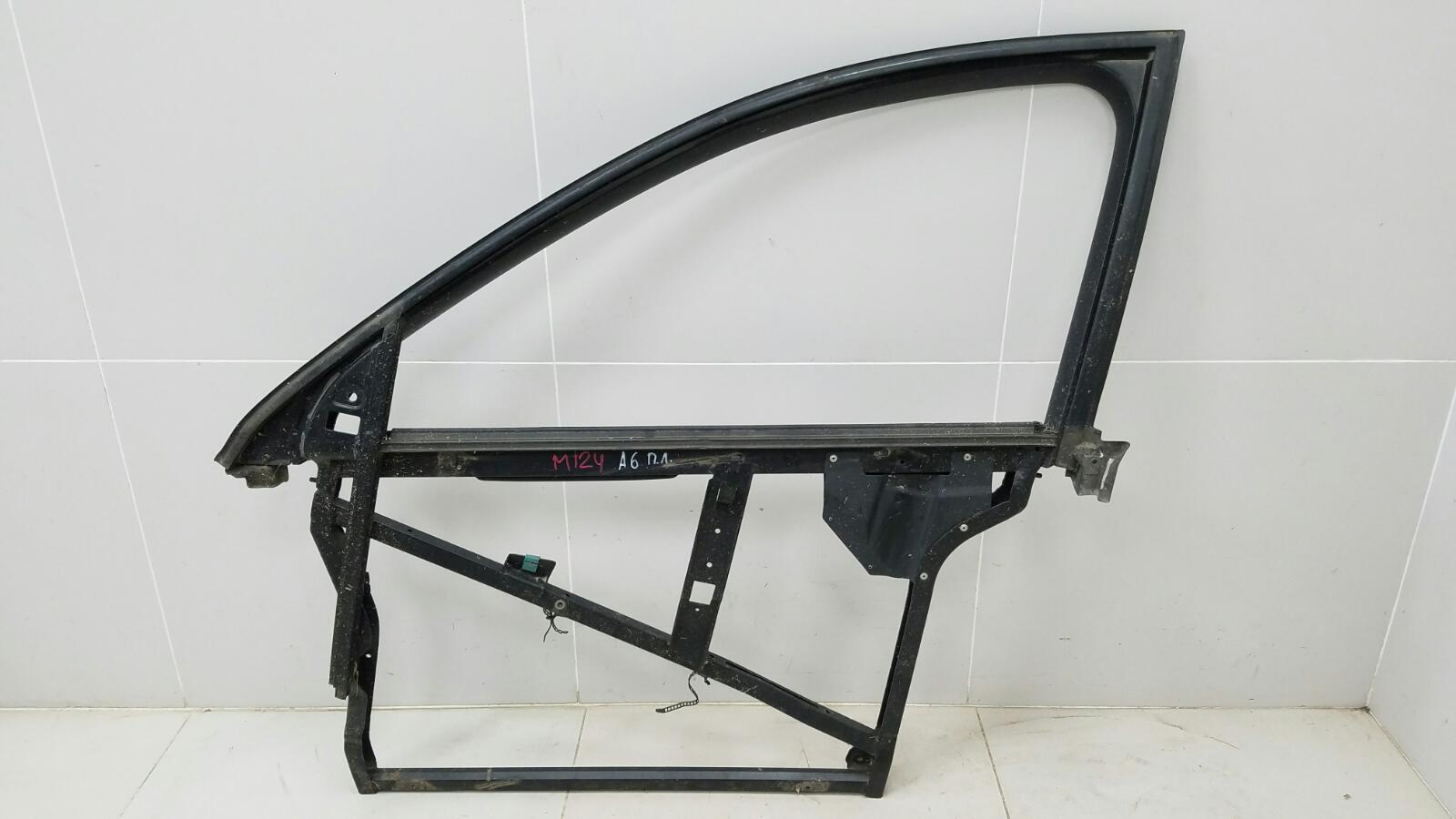 Рамка двери Audi A6 C5 APB 2000 передняя левая