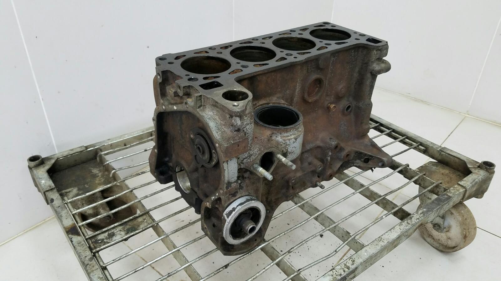 Блок двигателя двс Ваз 2105