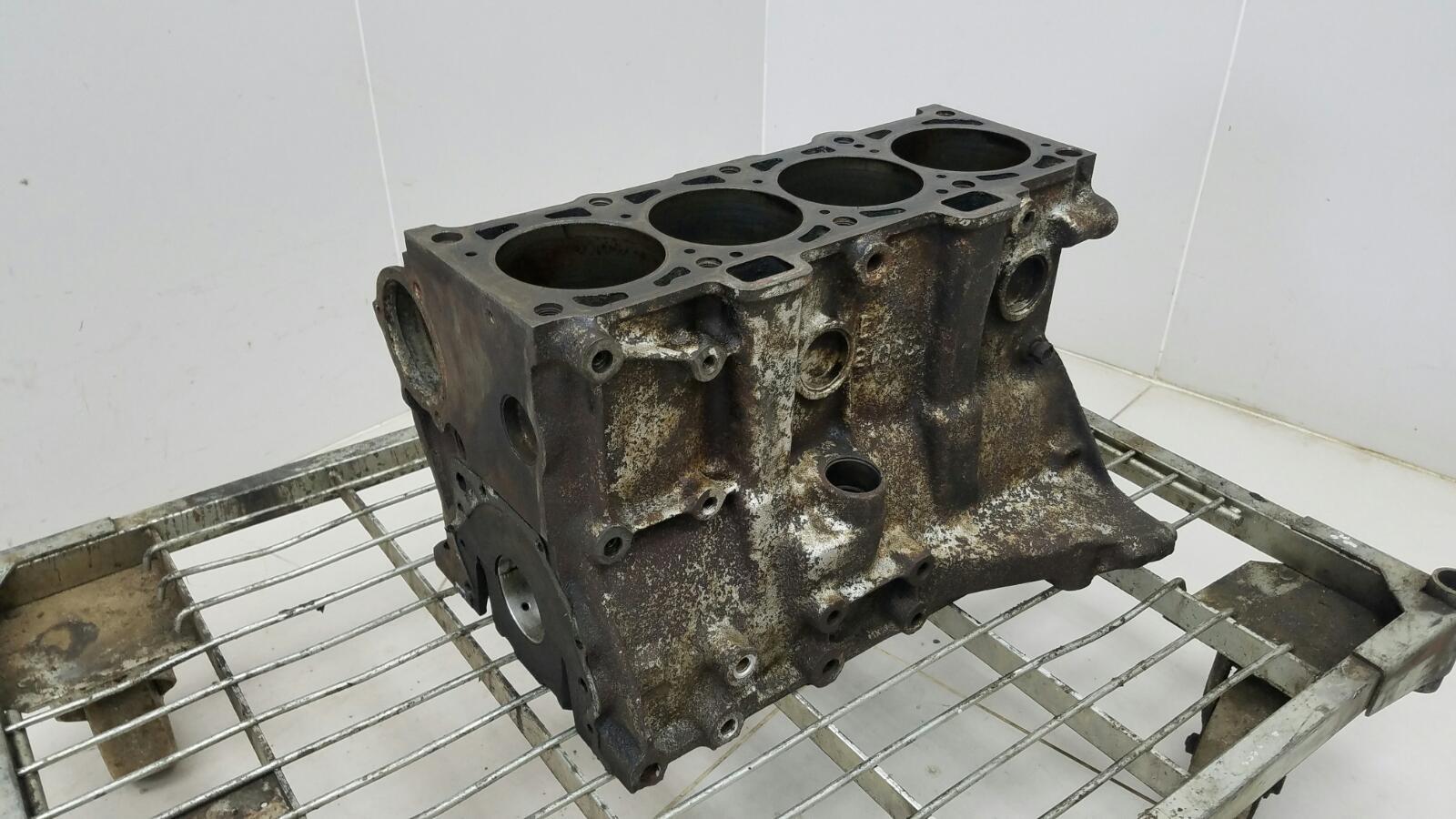 Блок двигателя двс Ваз 2114