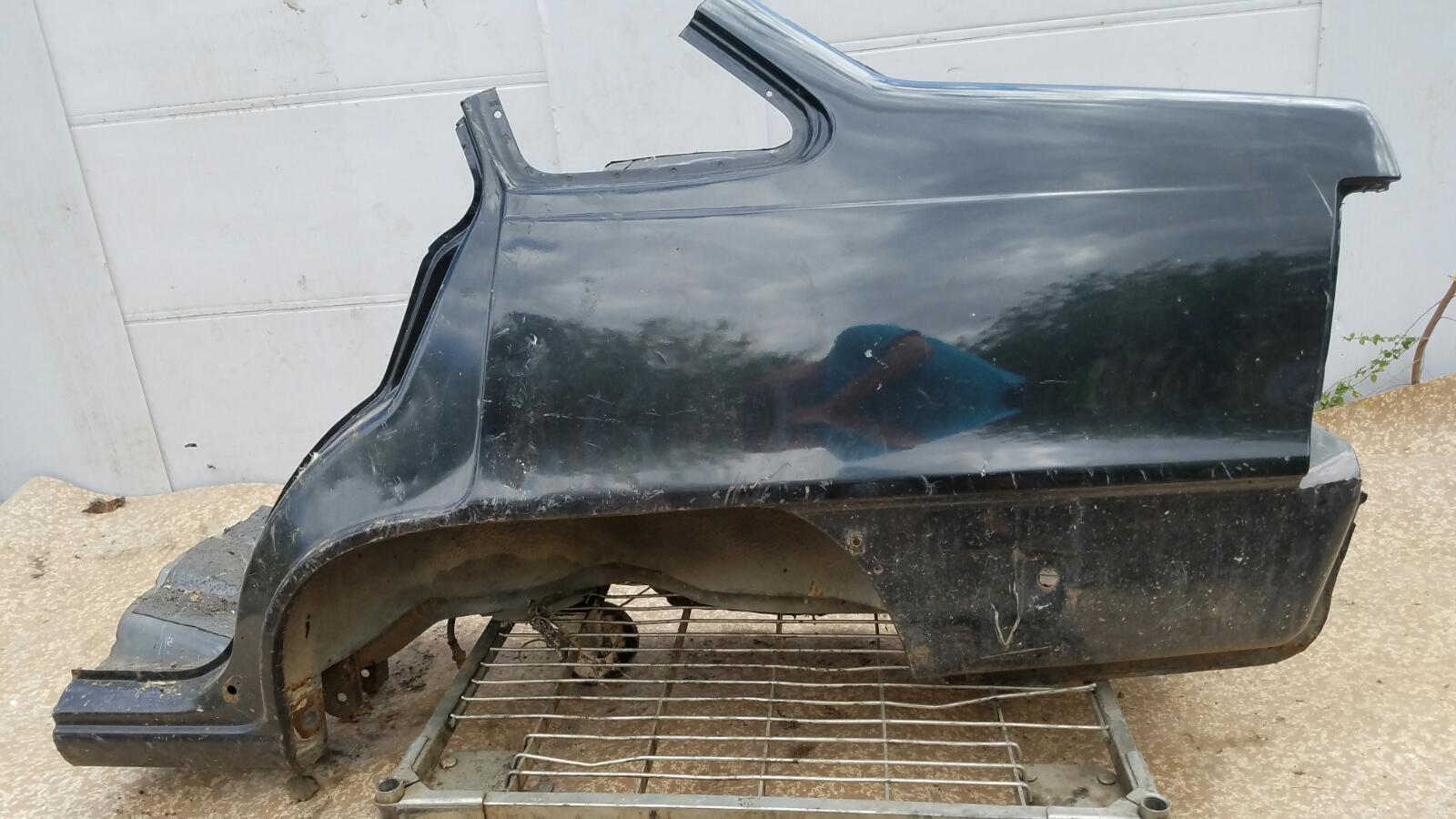 Четверть кузова Daewoo Nexia N150 2012г