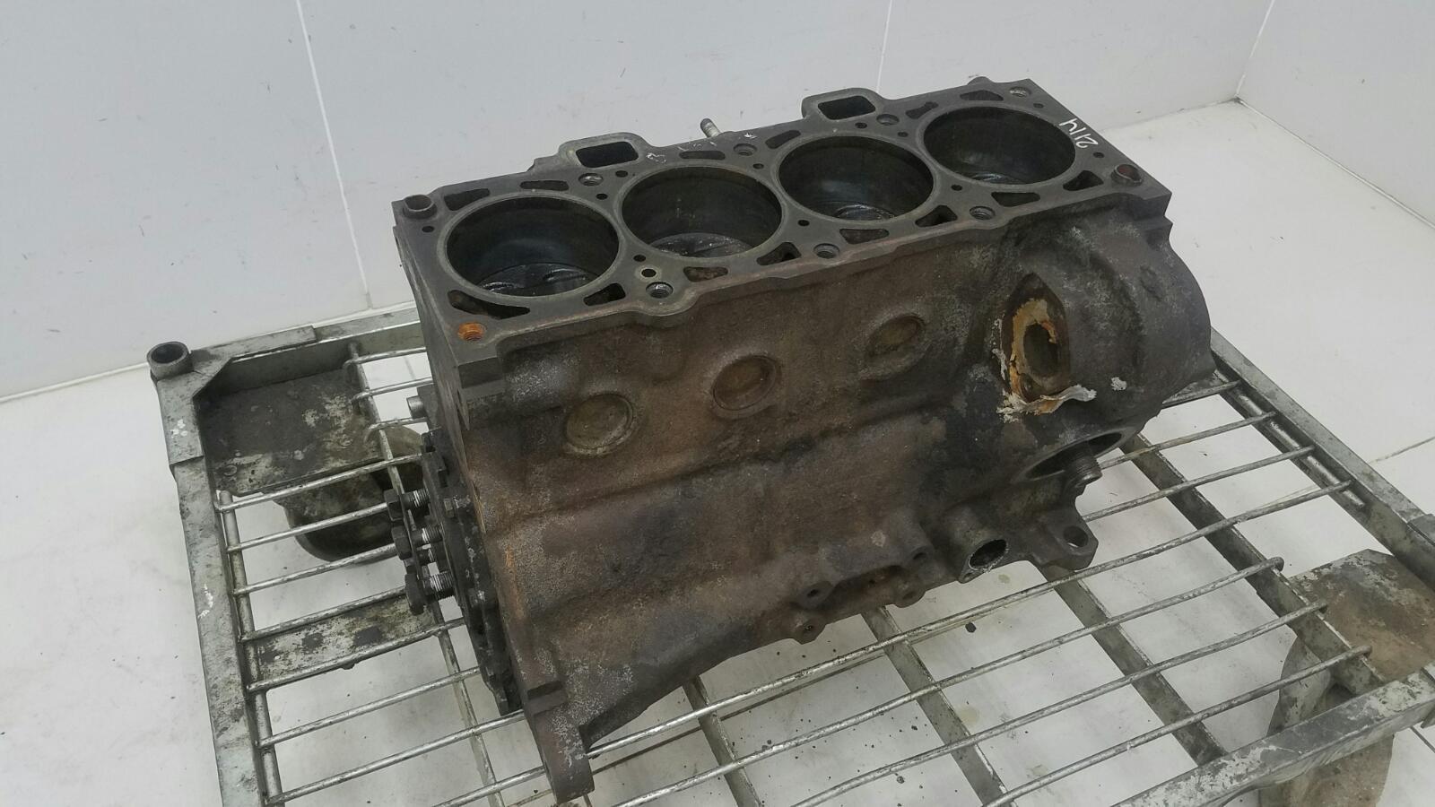 Блок двигателя двс в сборе Ваз 2114