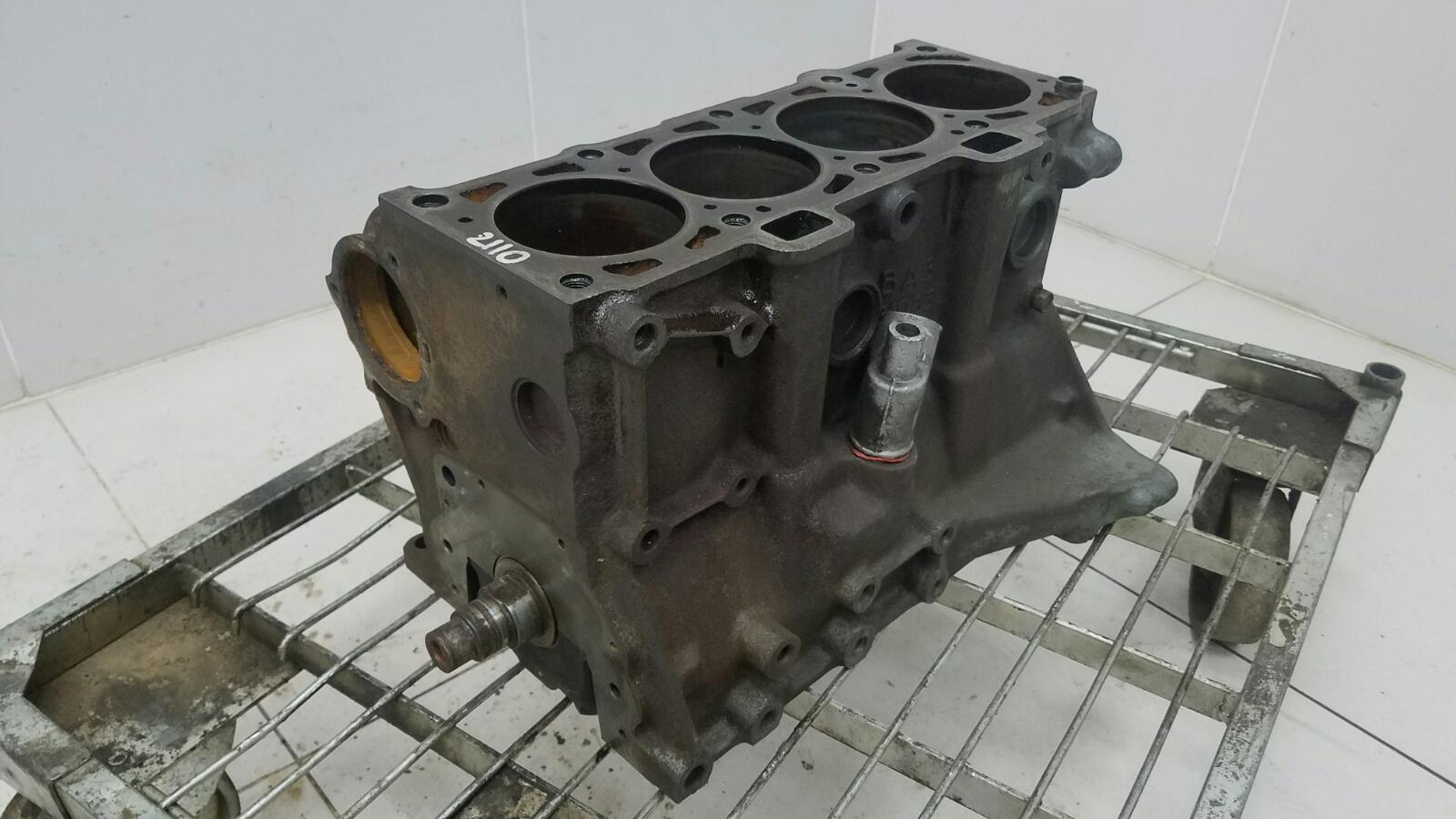 Блок двигателя двс в сборе Ваз 2110