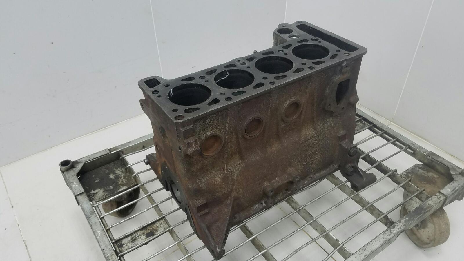 Блок двигателя двс Ваз 2107