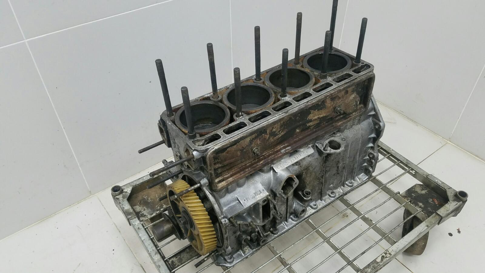 Блок двигателя двс в сборе Газ Газель 2705 402 1998