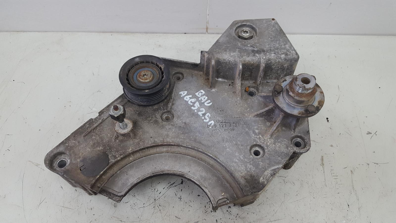 Крышка двигателя двс Audi A6 C5 BAU 2.5Л ДИЗЕЛЬ