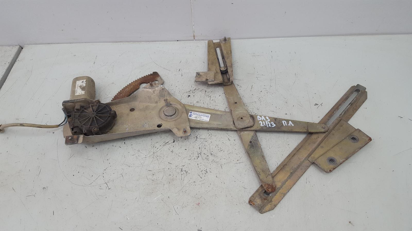 Стеклоподъемник электрический Ваз Лада 112 2112 2003 передний левый