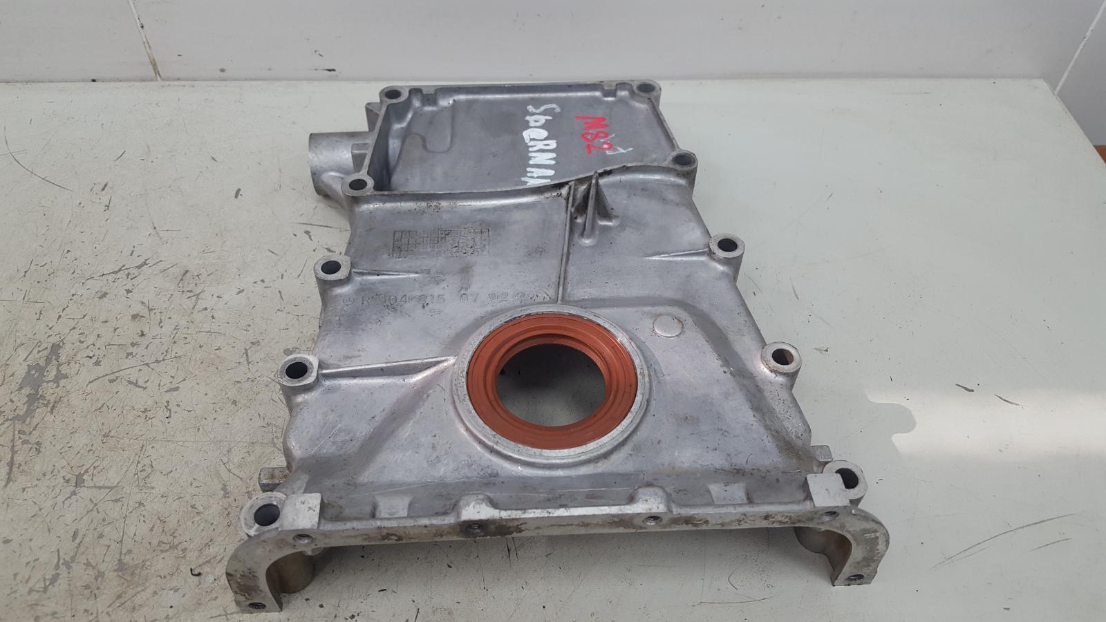 Крышка двигателя двс Ssangyong Chairman HT M104.992 1997 передняя