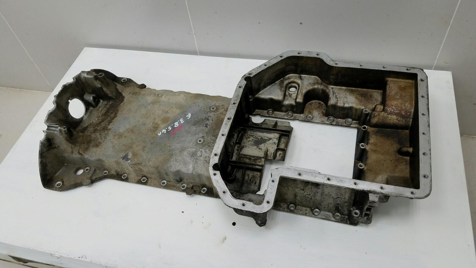 Поддон масляный картер Bmw 750 I Il E38 M73 1997