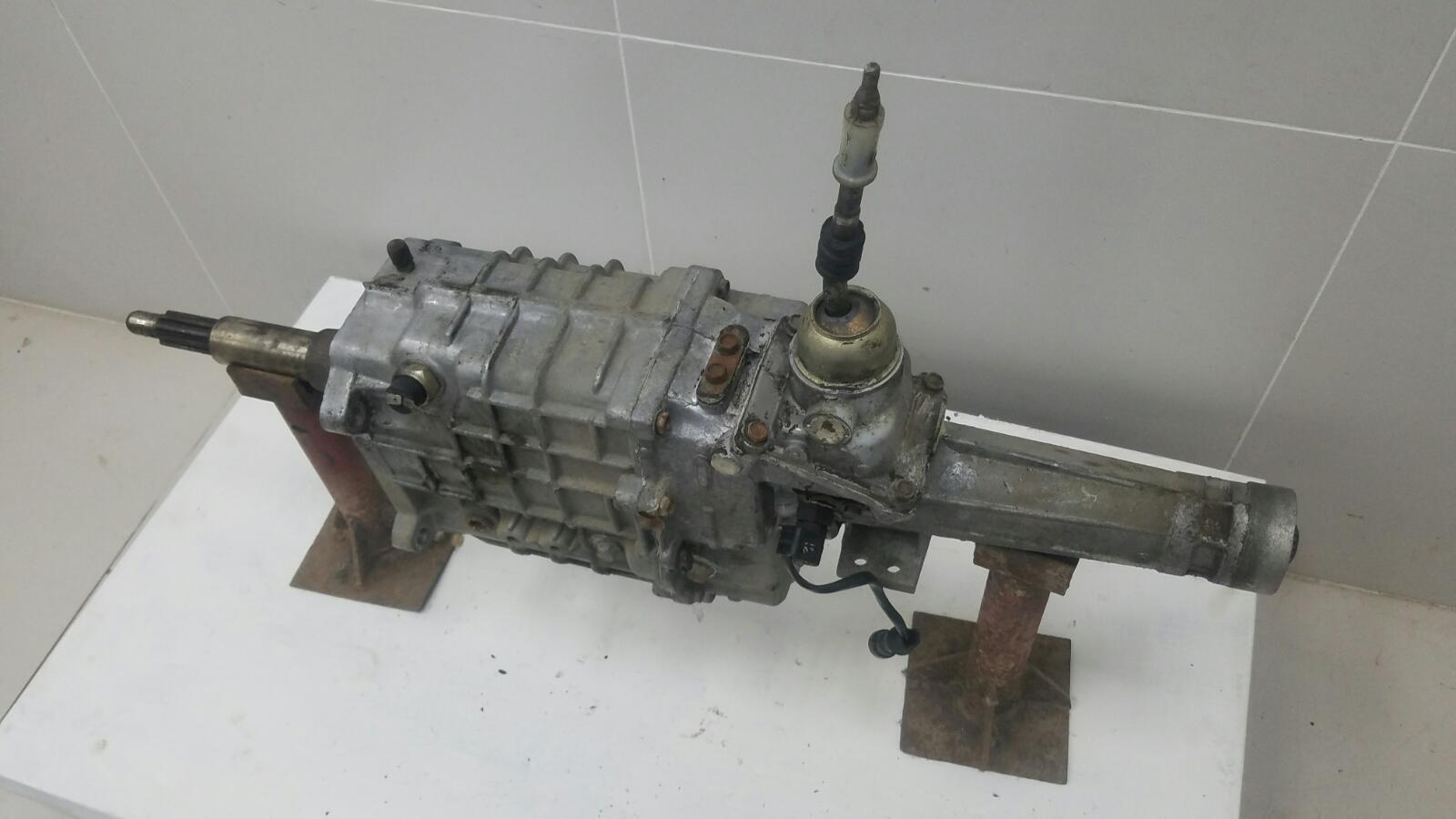 Мкпп Газ Волга 31105 EDZ 2.4Л 2007