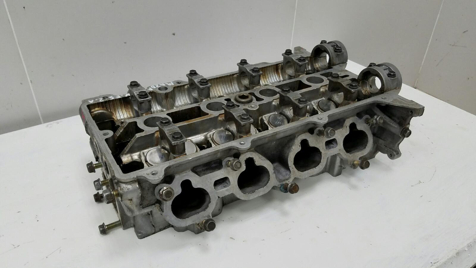 Головка блока цилиндров гбц Mazda Mpv 2 JP FS 2003