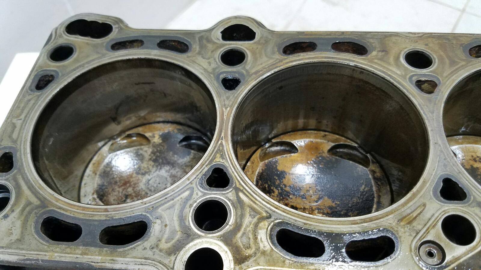 Блок двигателя двс в сборе Mazda Mpv 2 JP FS 2003