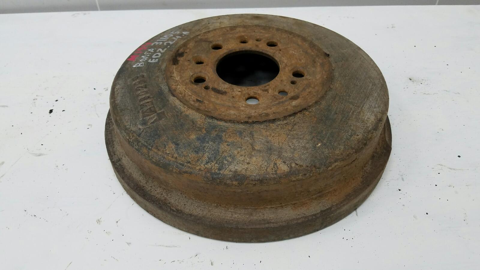 Тормозной барабан Газ Волга 31105 EDZ 2.4Л 2007 задний