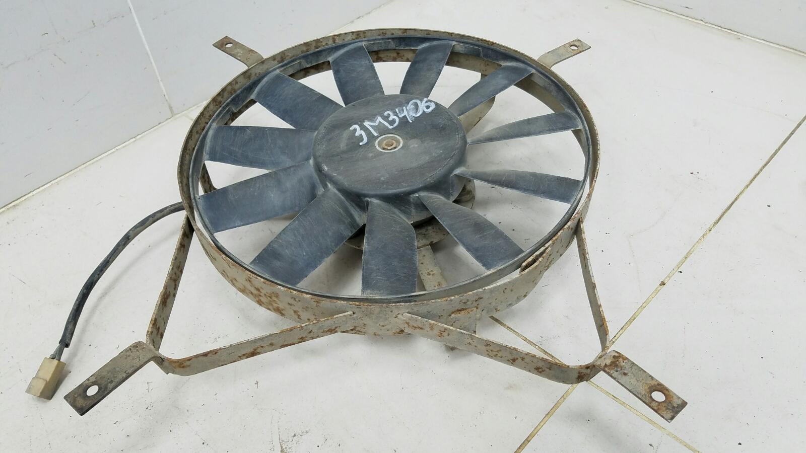 Вентилятор охлаждения радиатора Газ Волга 3110 4063