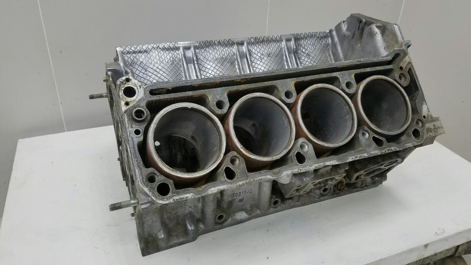 Блок цилиндров Mercedes S420 W140 M119.971 1998