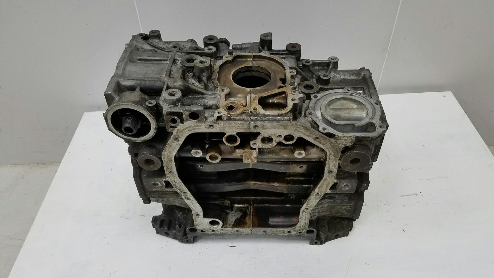 Блок двигателя двс Subaru Impreza EJ22 2.2Л