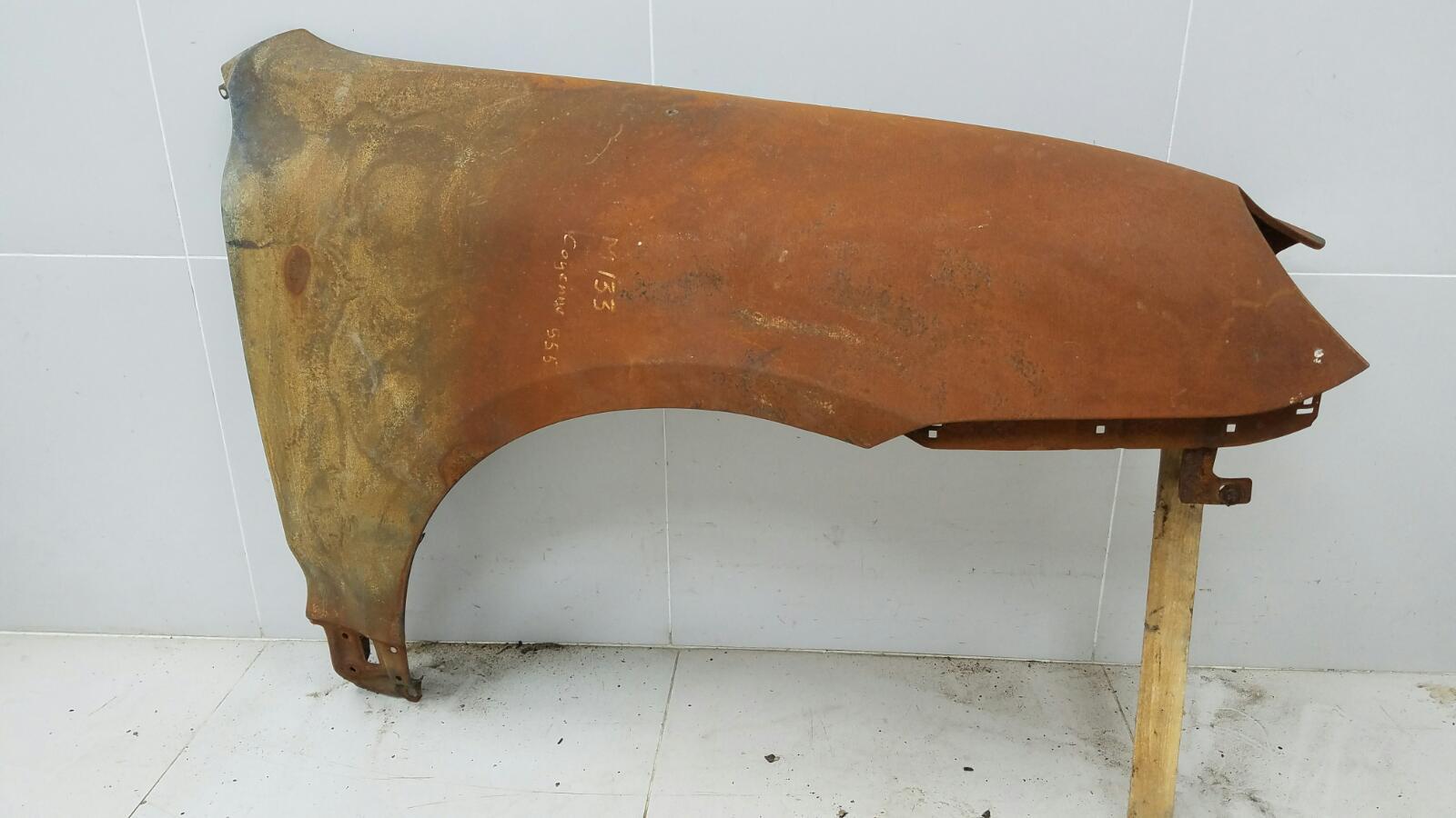 Крыло Porshe Cayenne 955 M48.00 2004 переднее правое