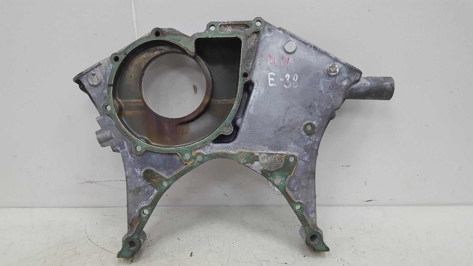 Накладка (крышка) двигателя двс Bmw 750 I Il E38 M73 1997