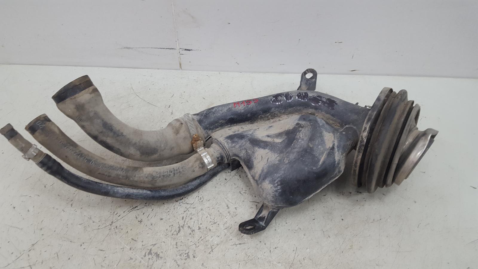 Горловина топливного бака Mercedes C320 W203 M112.946 2000г