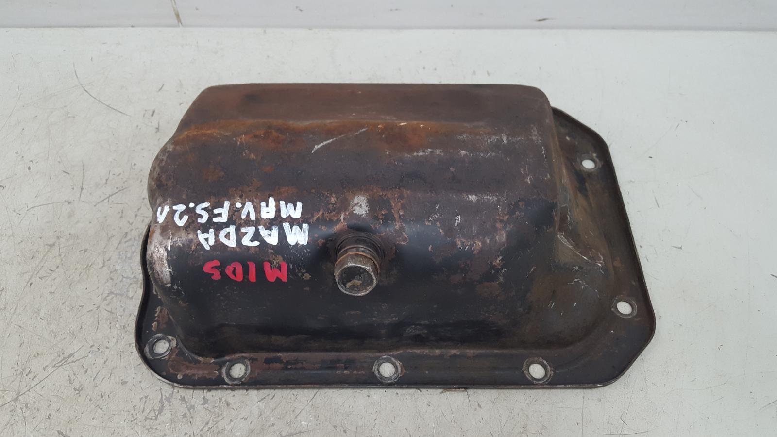Поддон масляный картер Mazda Mpv 2 JP FS 2003