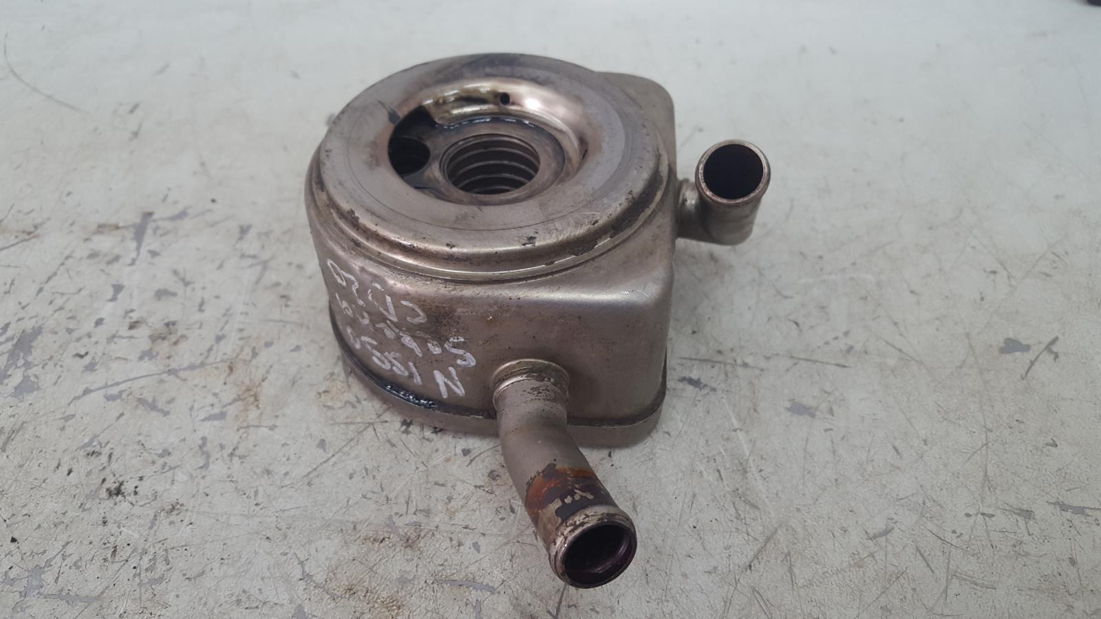 Радиатор масляный Nissan Serena KVC23 CD20 2.0Л 1993