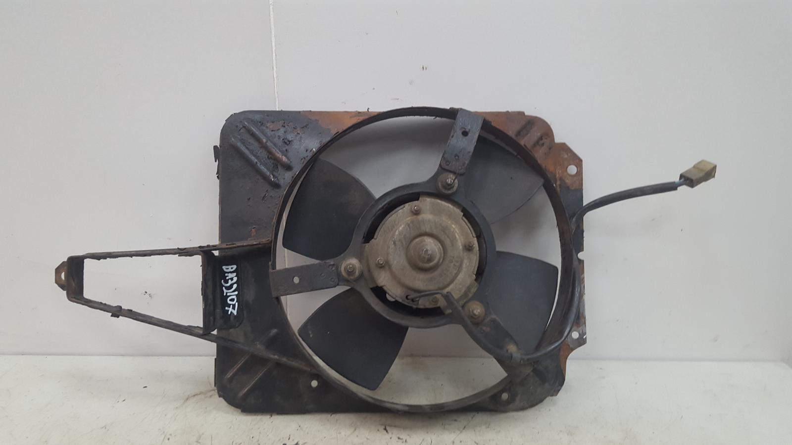 Вентилятор охлаждения радиатора Ваз 2107