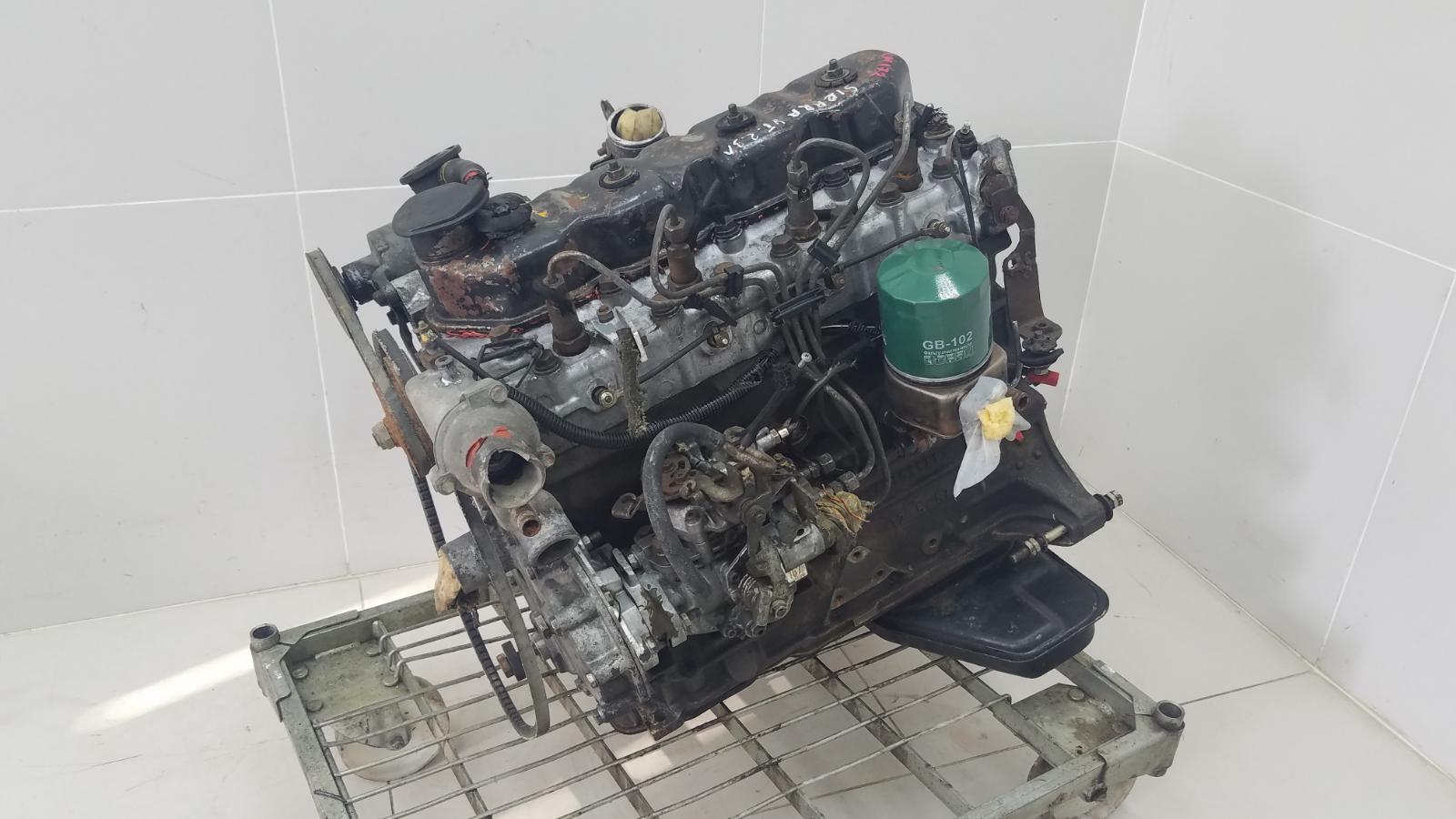 Двигатель двс Ford Sierra YT 2.3Л ДИЗЕЛЬ 1990