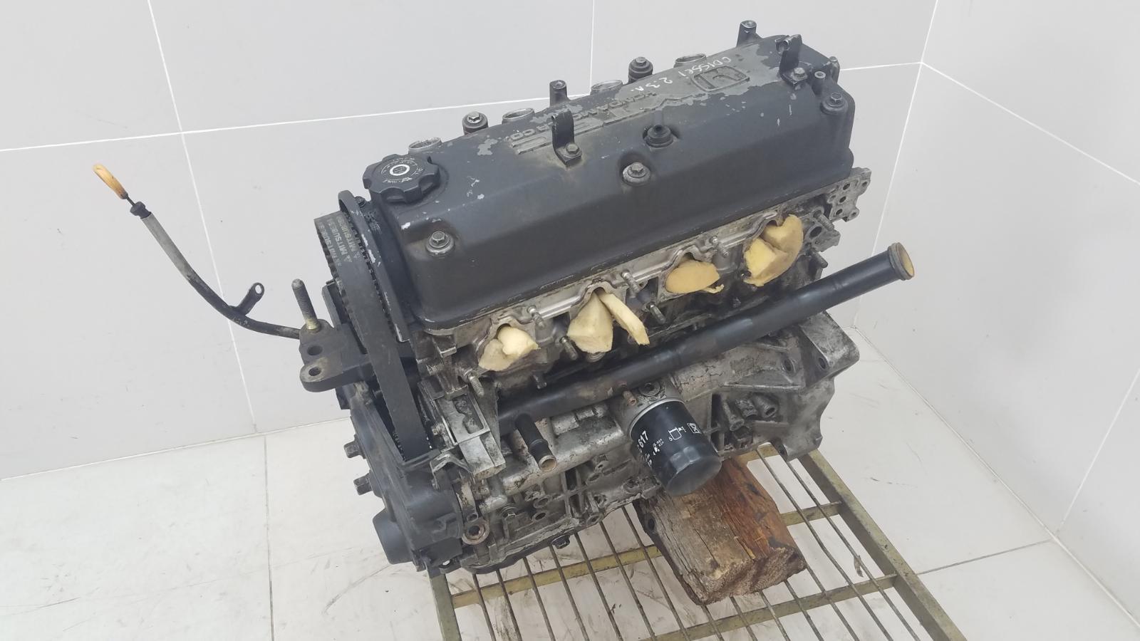 Двигатель двс Honda Odissey RA1 F23A 2.3Л 1998