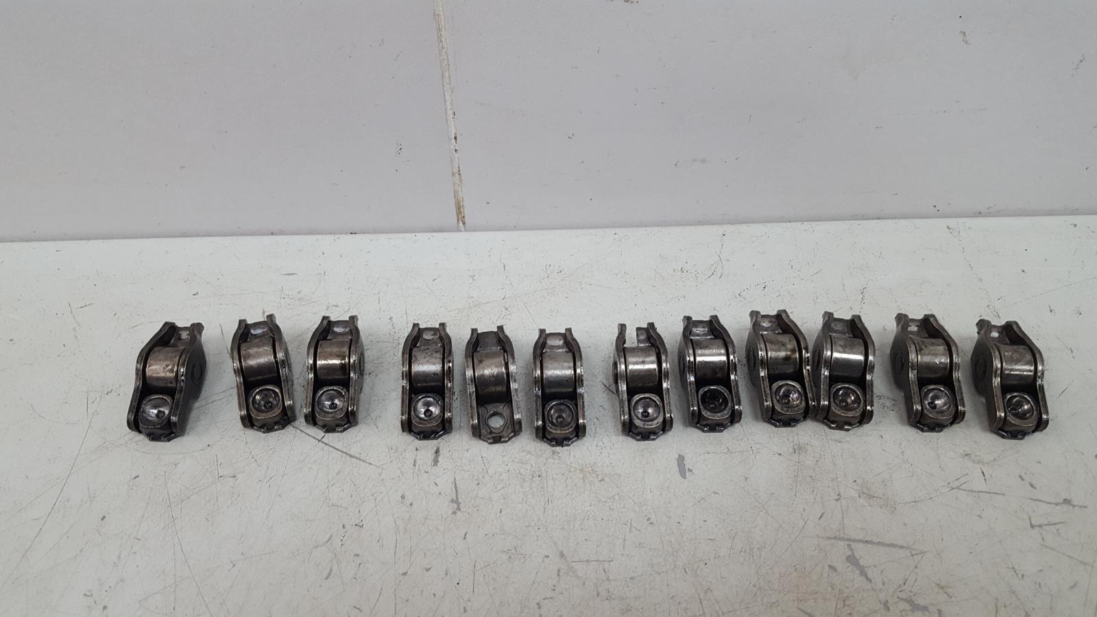 Толкатели клапанов Audi A6 C5 BAU 2.5Л ДИЗЕЛЬ левые