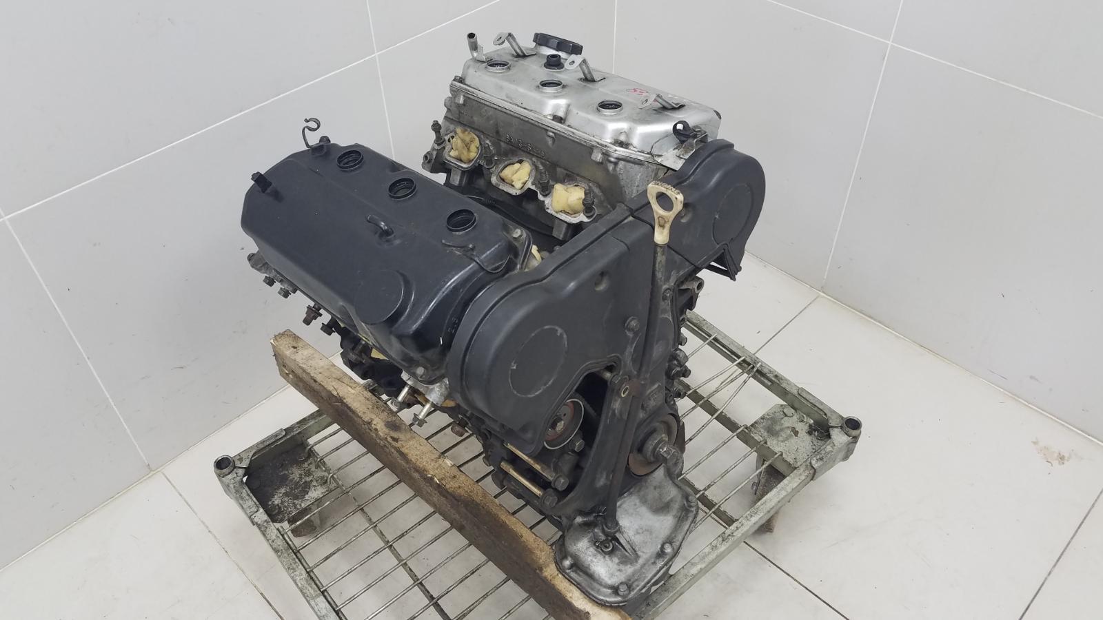 Двигатель двс Mitsubishi Galant EAA 6A13 1998