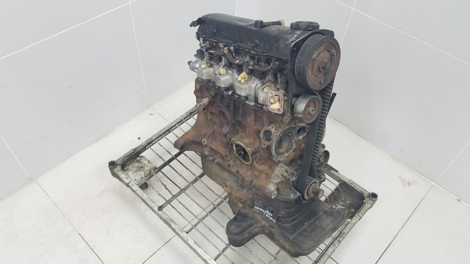 Двигатель двс Nissan Serena KVC23 CD20 2.0Л 1993