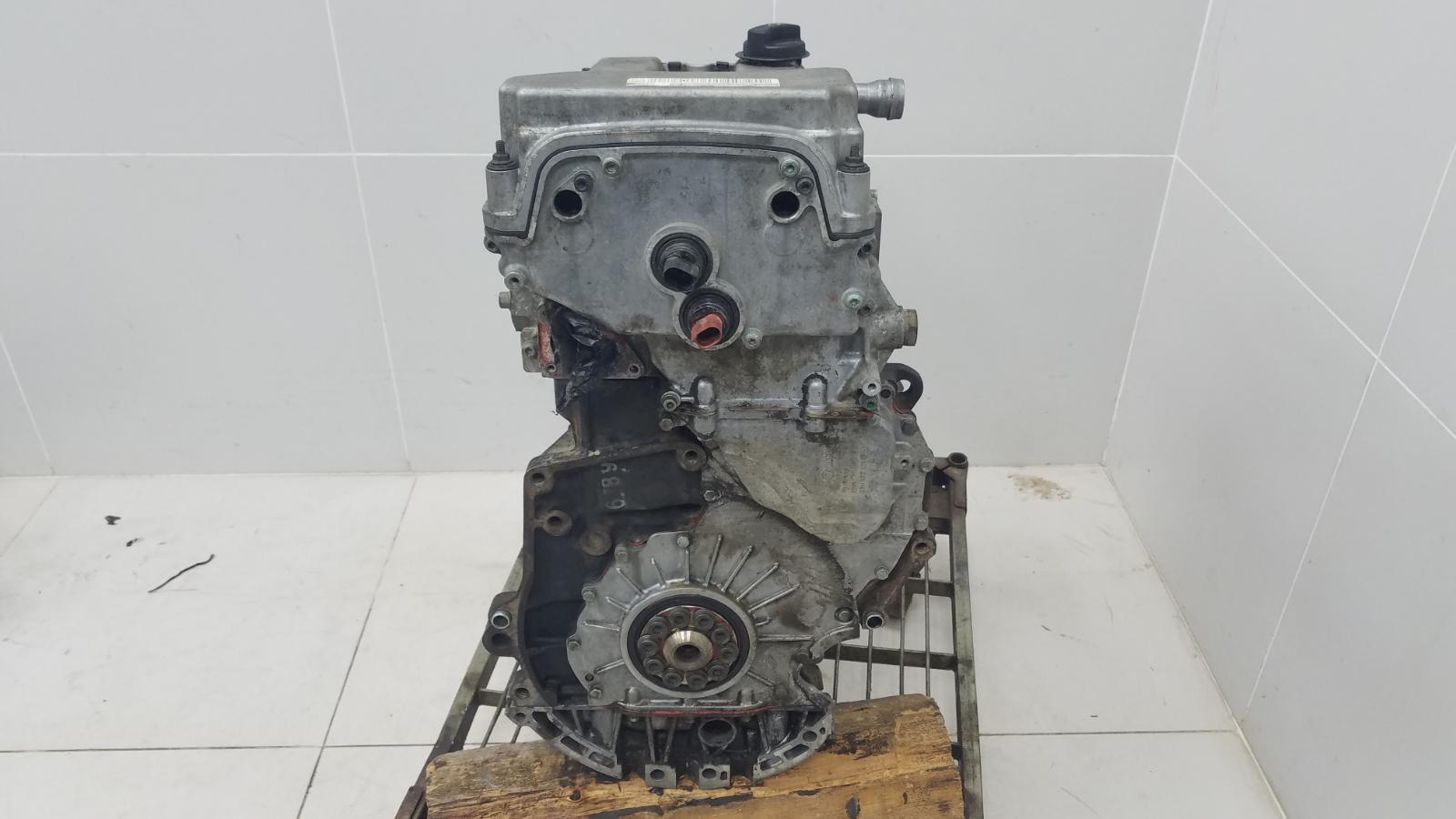 Двигатель двс Porshe Cayenne 955 BMV M02.2Y 3.2Л 2005
