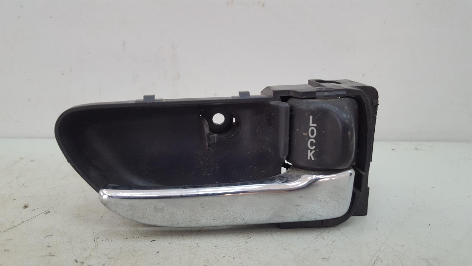 Ручка двери внутренняя Subaru Impreza GC EJ16E 1998 задняя правая