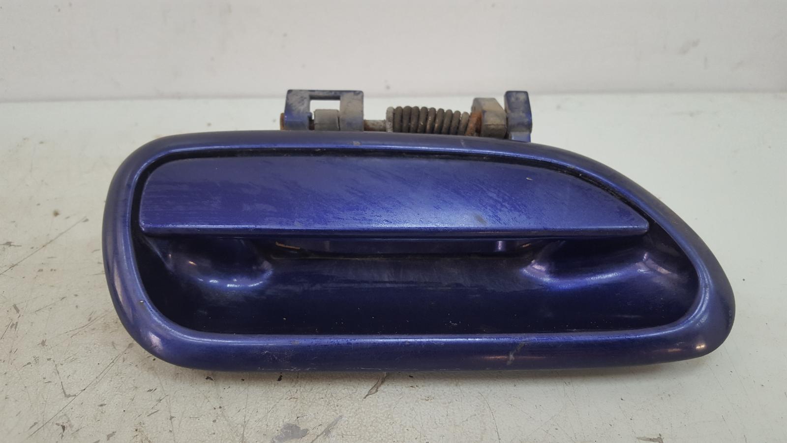 Ручка двери наружняя Subaru Impreza GC EJ16E 1998 задняя правая