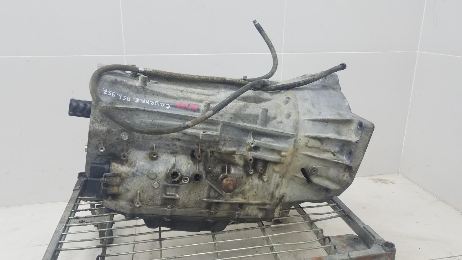 Акпп Porshe Cayenne 955 BMV M02.2Y 3.2Л 2005