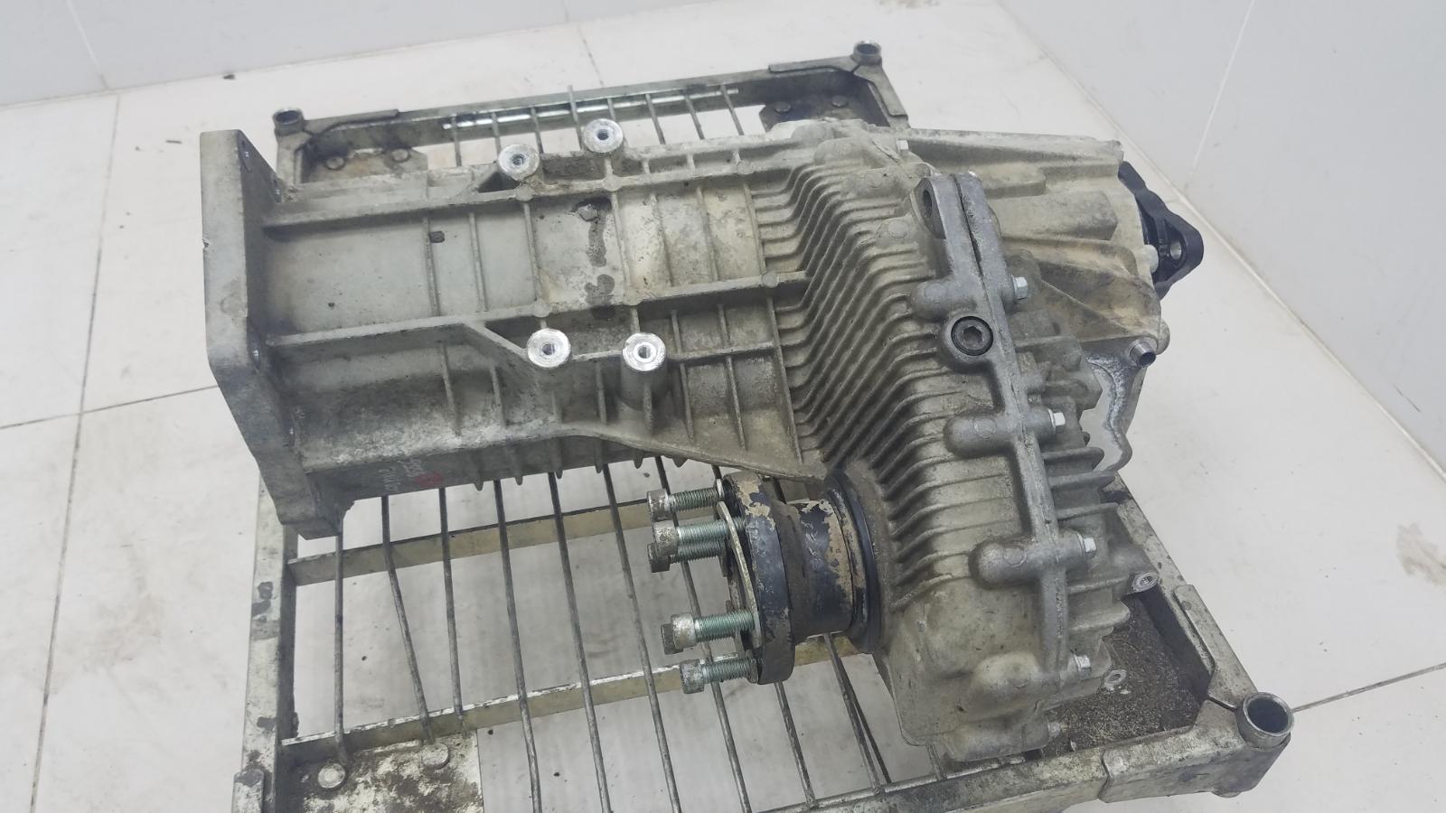 Раздатка Porshe Cayenne 955 BMV M02.2Y 3.2Л 2005