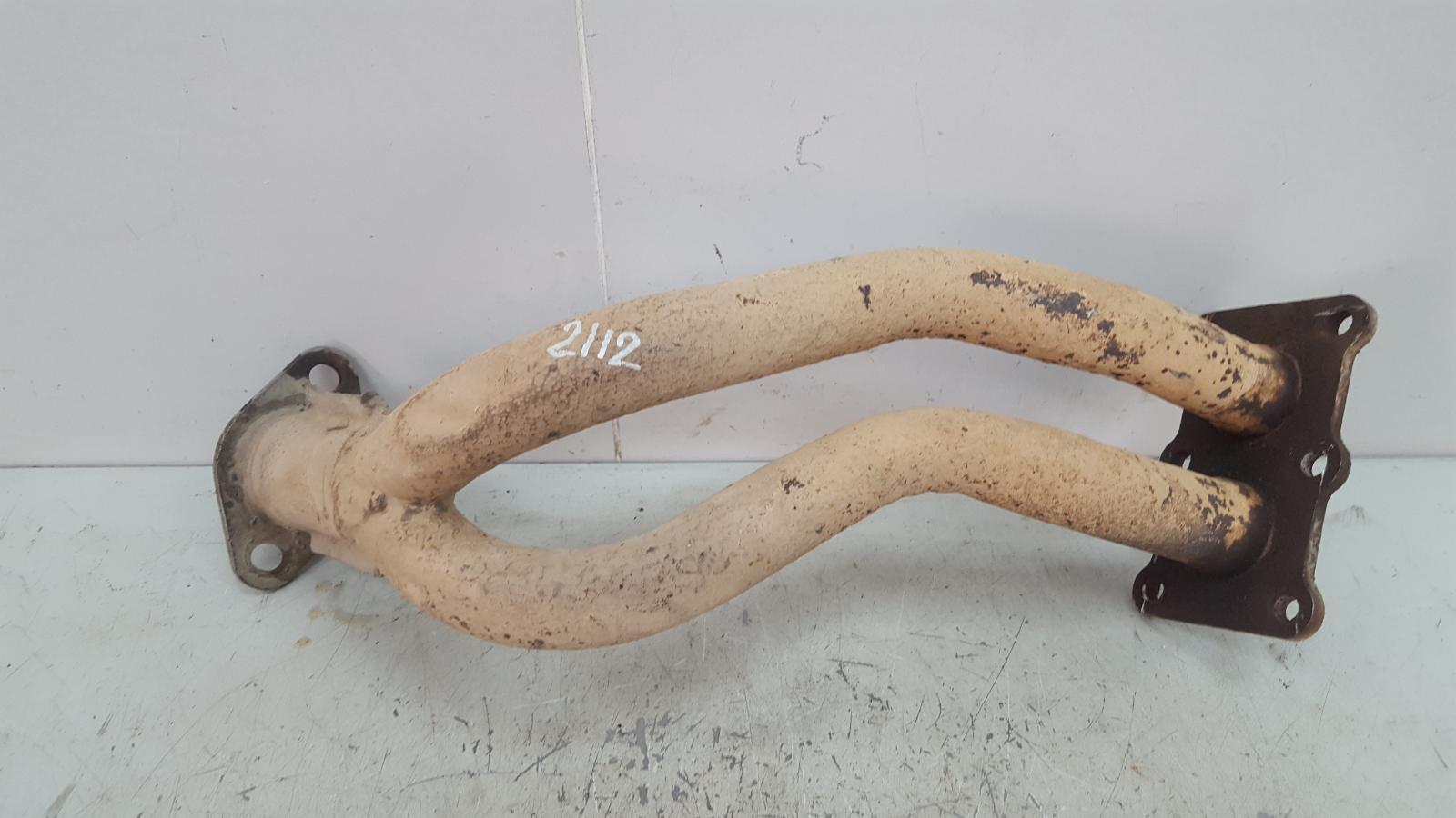 Приемная труба (штаны) Ваз 2112