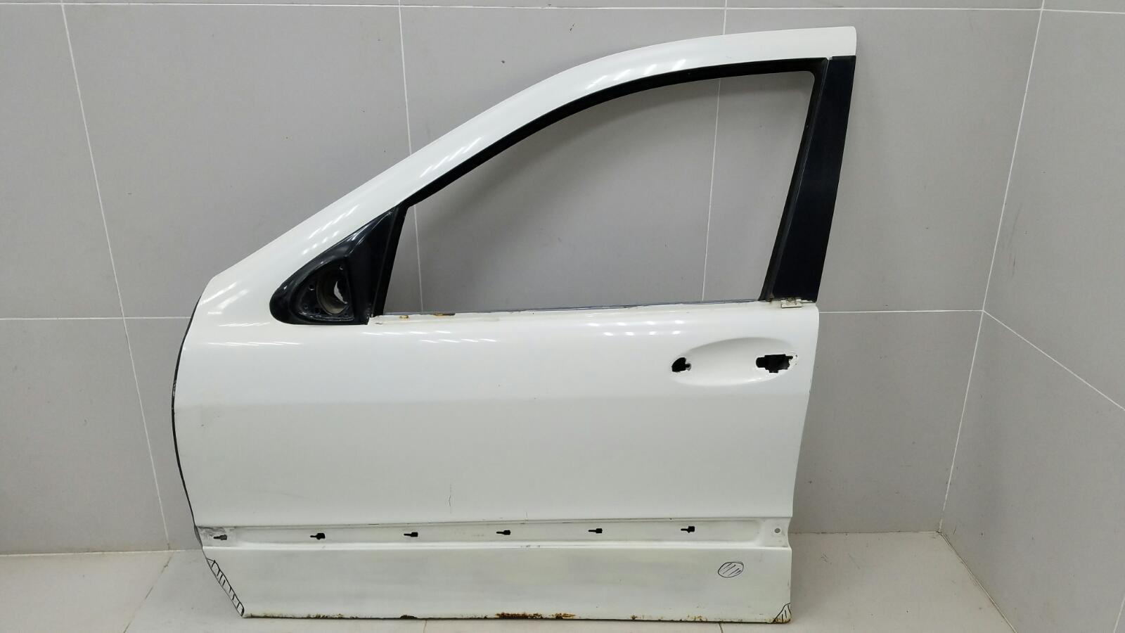 Дверь Mercedes S320 W220 M112.944 2001 передняя левая