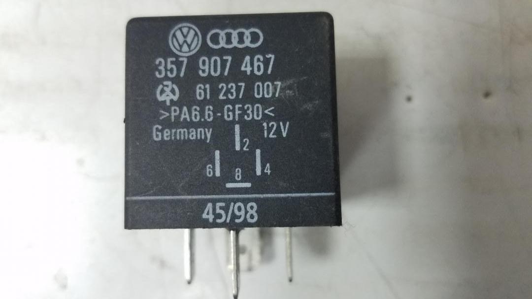 Реле пневмоподвески Volkswagen Passat 3B5 ACK 1998г