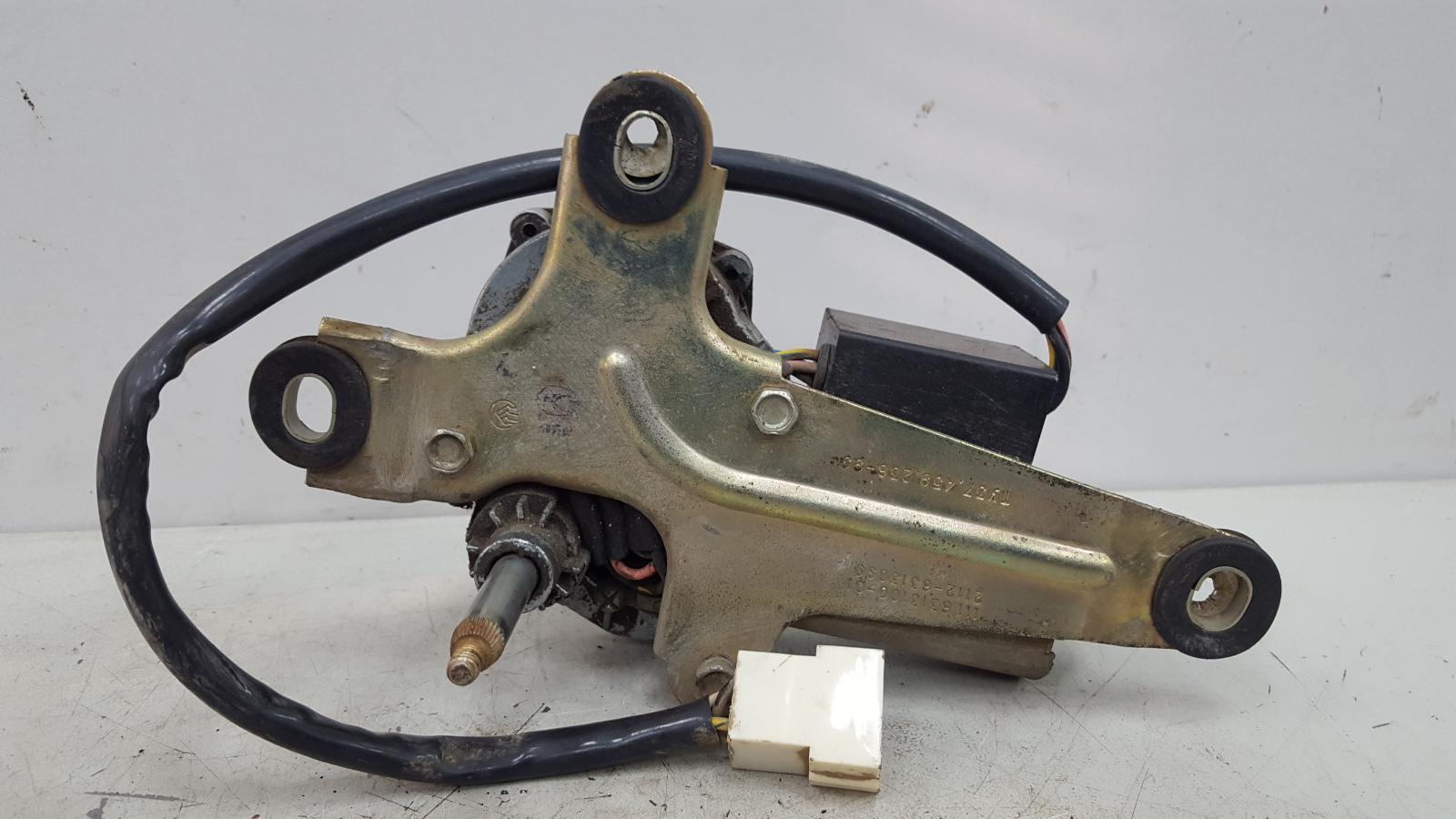 Моторчик заднего дворника Ваз Лада 112 2112 2003