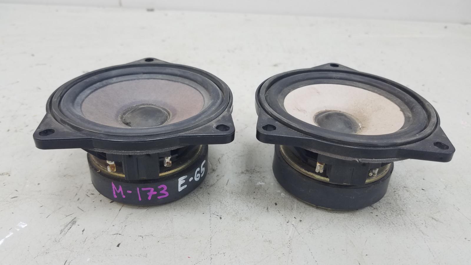 Комплект динамиков Bmw 745I E65 N62B44A 4.4Л 2002