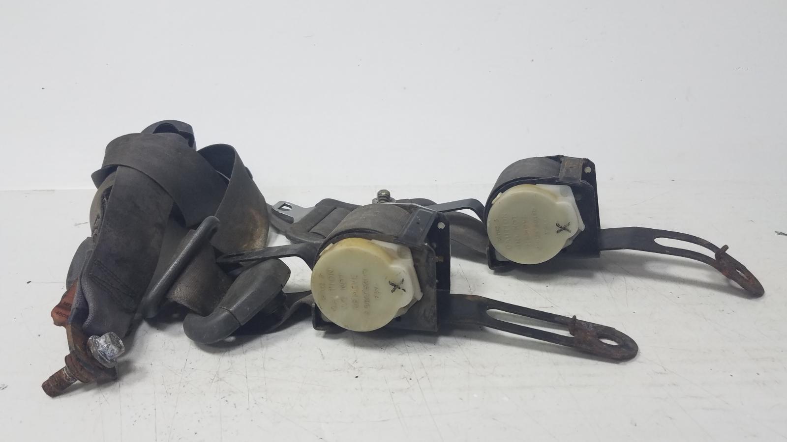 Комплект ремней безопастности Toyota Camry SXV1 3VZFE 3.0Л 1992