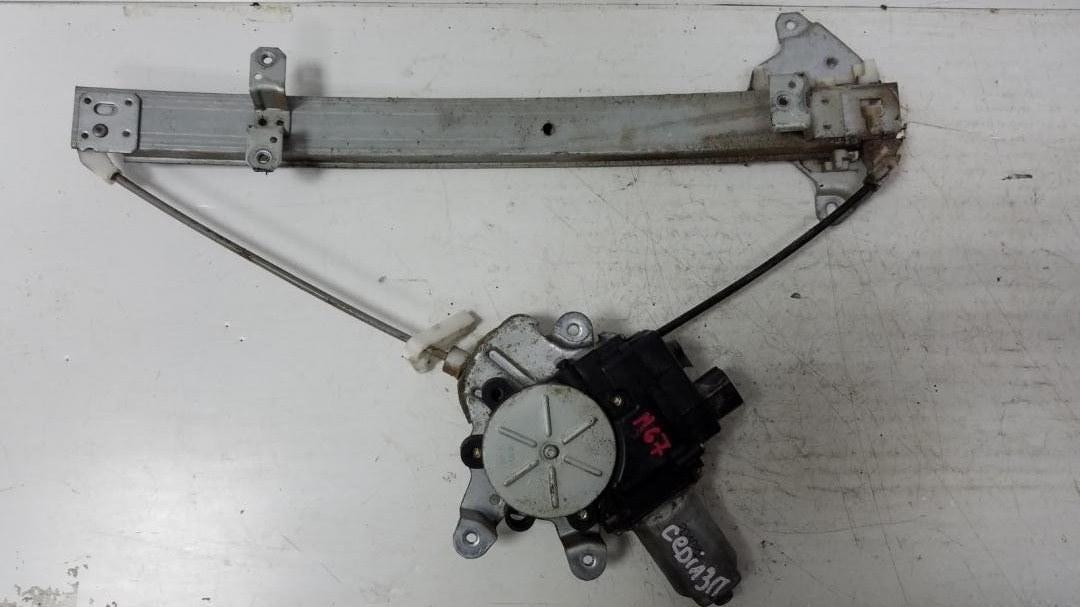 Стеклоподъемник электрический Mitsubishi Lanser Cedia CS2A 4G15 2002 задний правый